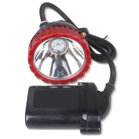 (Kohree Cree T6 LED Explosion Proof Mining Hunting Camping Headlight 10w with 2 Modes, 10W AC 85-265V)