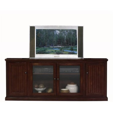 Eagle Furniture 72580plcm 72515wpcm 80 In Coastal Thin Entertainment Console Hutch 44 Chocolate Mousse