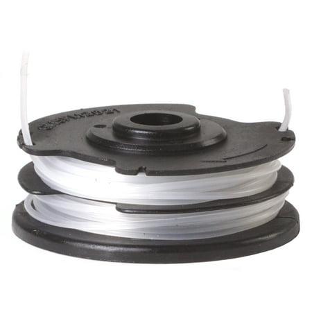 LawnMaster Automatic Trimmer Spool, Dual Line (Alum Spool)
