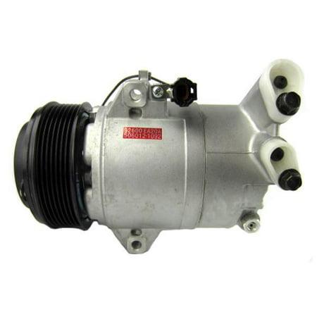 2005-2011 Nissan PATHFINDER AC Compressor - image 1 of 1