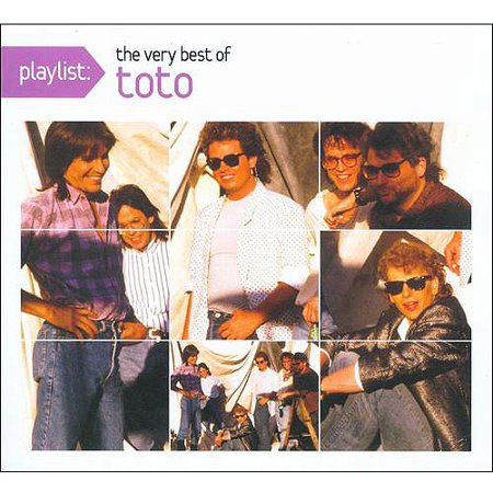Playlist The Very Best Of Toto Walmart Com