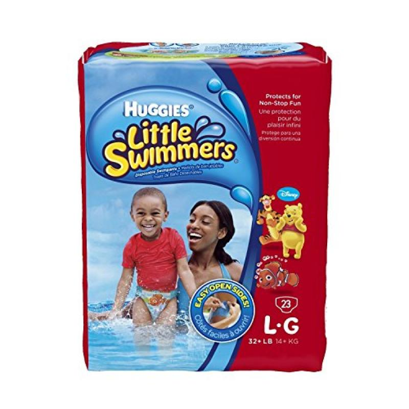 Huggies Little Swimmers Disposable Swimpants (Character May Vary) 23 ct - L-G