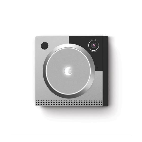 August Home Doorbell Cam Pro, Silver by August Home