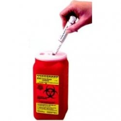 BD Home Sharps Container - 1 ea