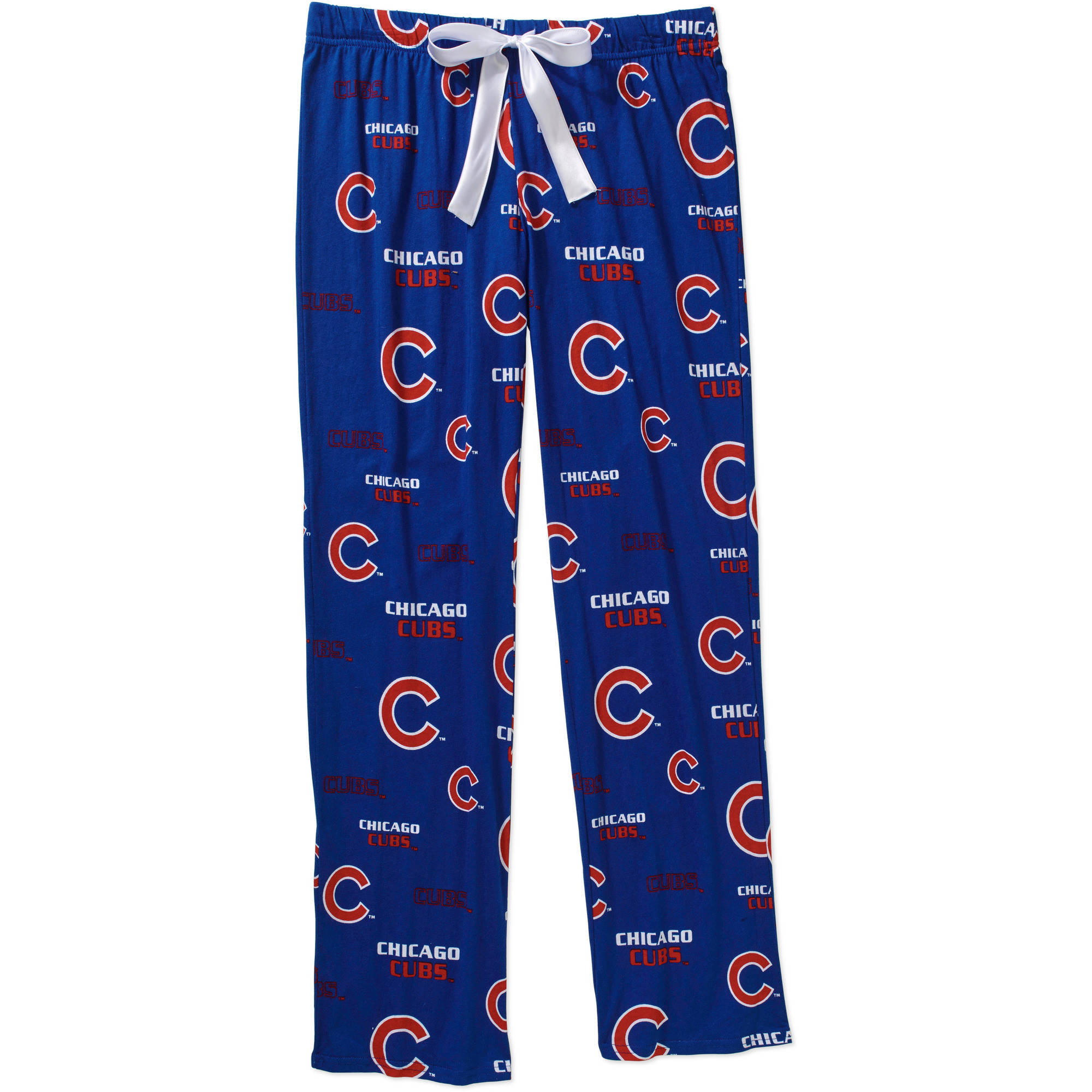 MLB Women's Chicago Cubs Knit Sleep Pants
