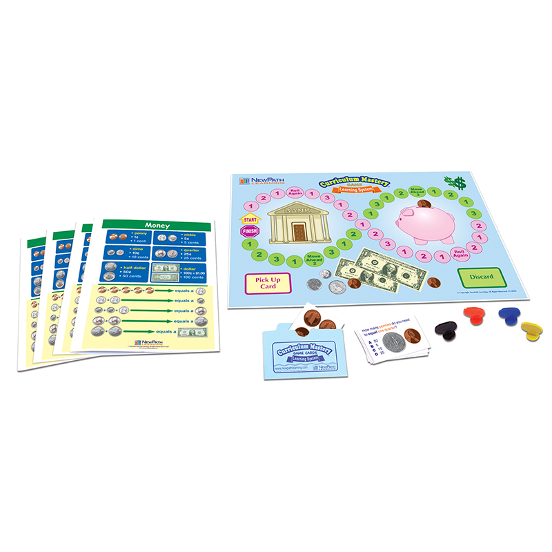 MATH LEARNING CENTERS MONEY