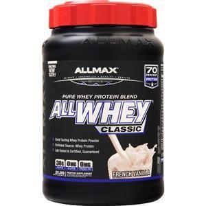 AllMax ALLWHEY Classic, French Vanilla, 2 Lb