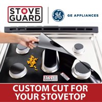 General Electric Stove Protectors - Stove Top Protector for GE JGB916SEL1SS Gas Ranges - Ultra Thin, Easy Clean Stove Liner