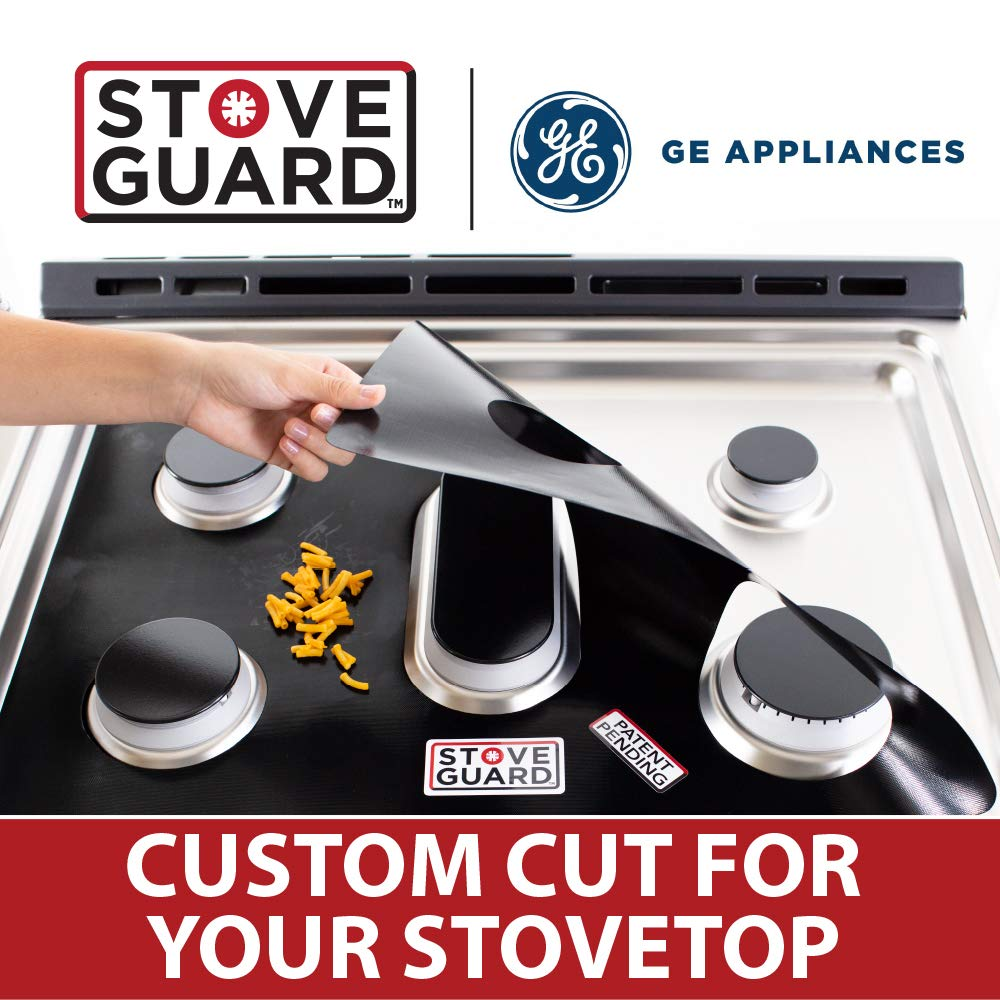 Stove Top Protector for Bosch Gas Ranges Ultra Thin Bosch Stove Protectors Easy Clean Stove Liner