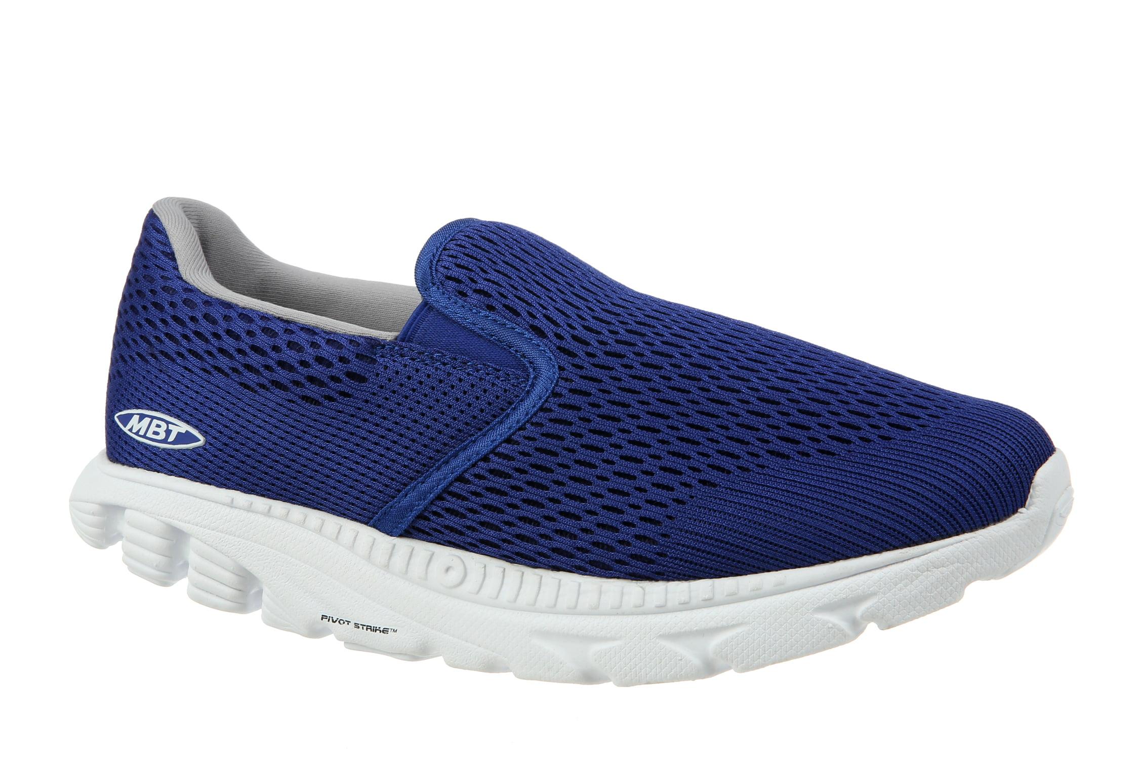 dce730ddc07a MBT Shoes Women s Speed 17 Slip-on Athletic Shoe  6.5 Medium (B) Red Slip-on  Slip On - Walmart.com