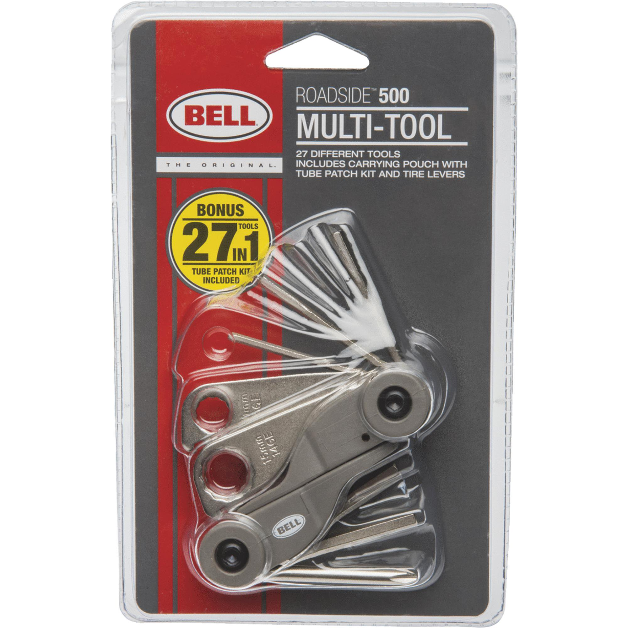 Bell Sports Roadside 500 Bike Tool and Patch Kit