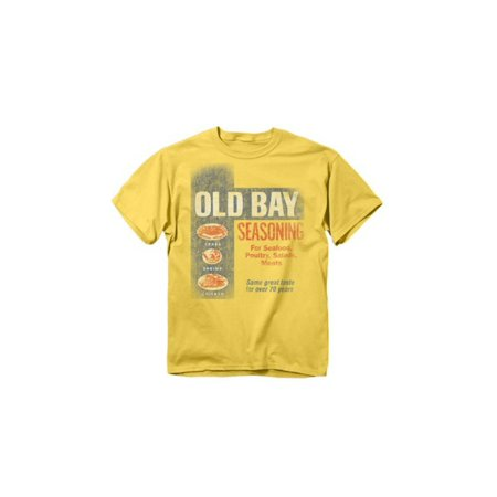 I Put Old Bay On My Old Bay T-Shirt (Saves The Day Sell My Old Clothes)