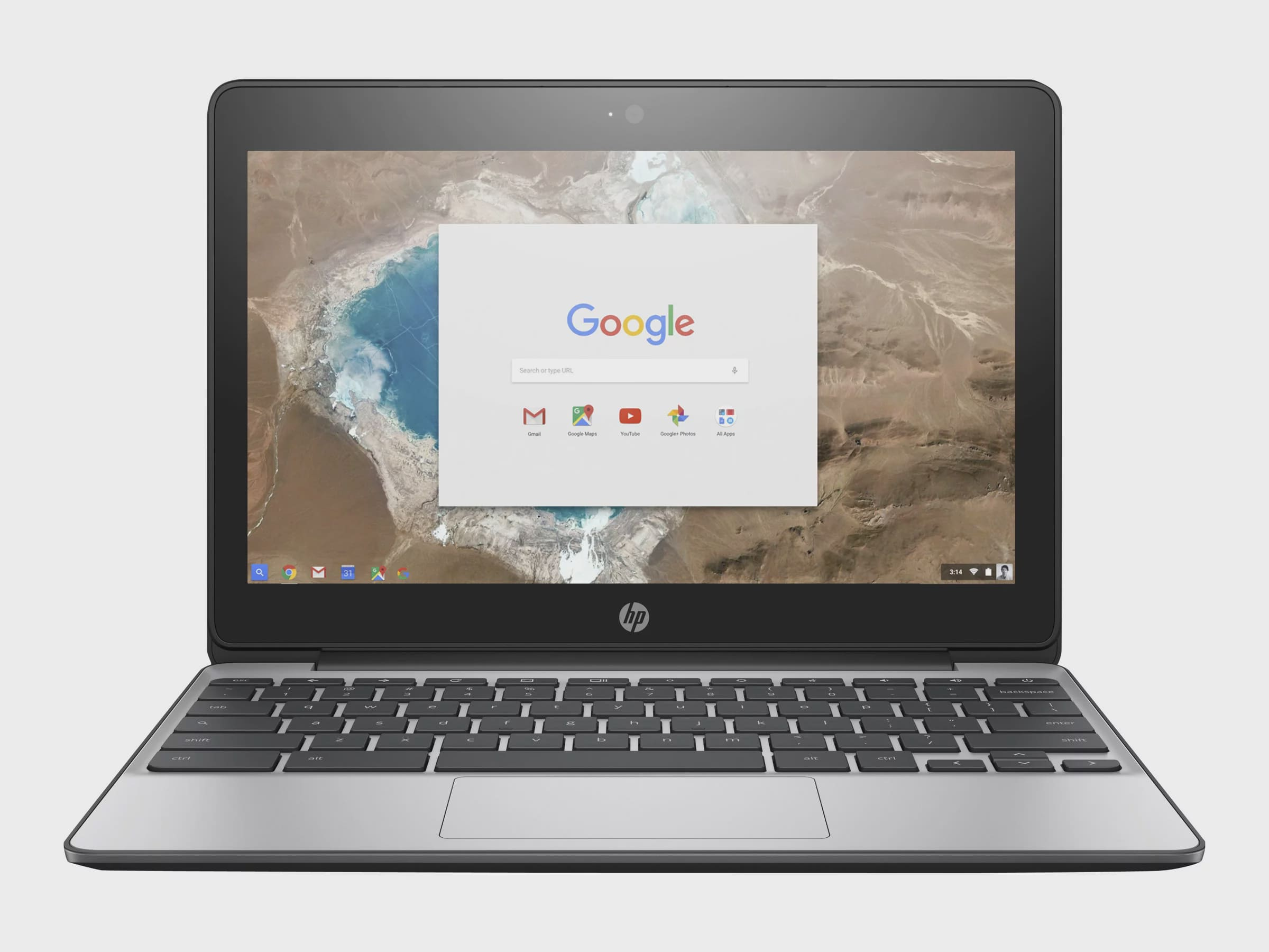 "HP Chromebook 11 G5 Education Edition 11.6"" Celeron N3060 4 GB RAM 16 GB SSD US by HP"