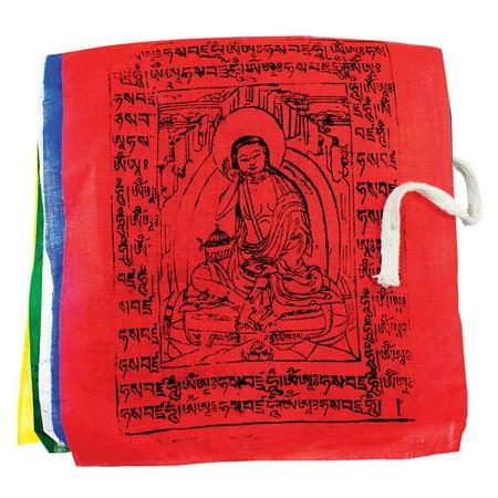 (Medium Deity Buddhist Prayer Flags)