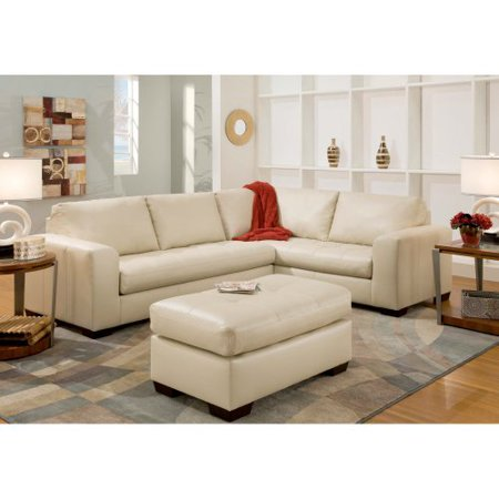 Chelsea Home Furniture Almeda 2 Piece Sectional Sofa
