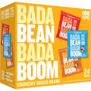 Enlightened Bada Bean Bada Boom Protein Gluten Free Roasted Broad (Fava) Bean...