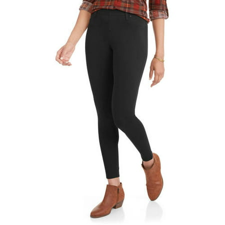 98c5f085e3e4a Faded Glory - Faded Glory Women s Full Length Knit Color Jegging -  Walmart.com