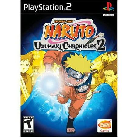 Naruto Uzumaki Chronicles 2 - Naruto Family