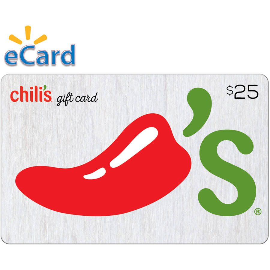 Chili's $25 Card (Email Delivery)