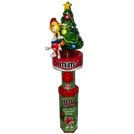 M & M Light and Sound Christmas Tree Lights Up & Plays Music \'THIS ...