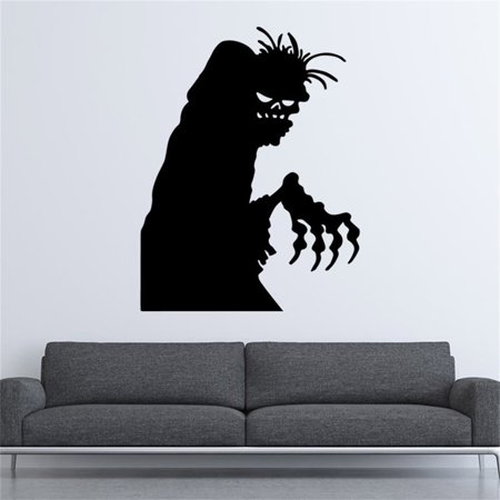 Mosunx Happy Halloween Home Household Room Wall Sticker Mural Decor Decal Removable - Mural Sobre Halloween