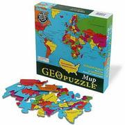 GeoPuzzle, World (Russian)