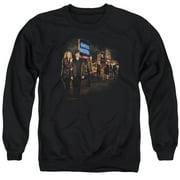 Bates Motel Cast Mens Crewneck Sweatshirt