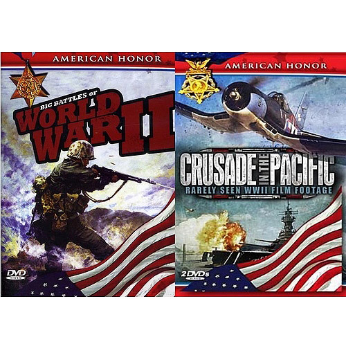 Crusade In The Pacific / Big Battles Of WWII