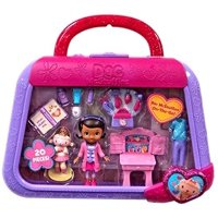 Just Play On The Go Lambie Playset, Disney Doc McStuffins Lambie On the Go Playset By Doc McStuffins