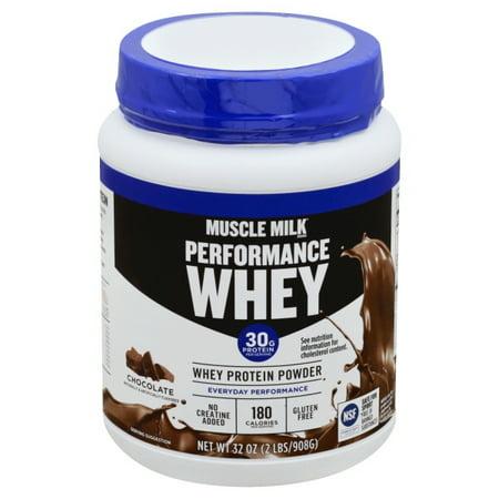 CytoSport Muscle Milk Protein Powder