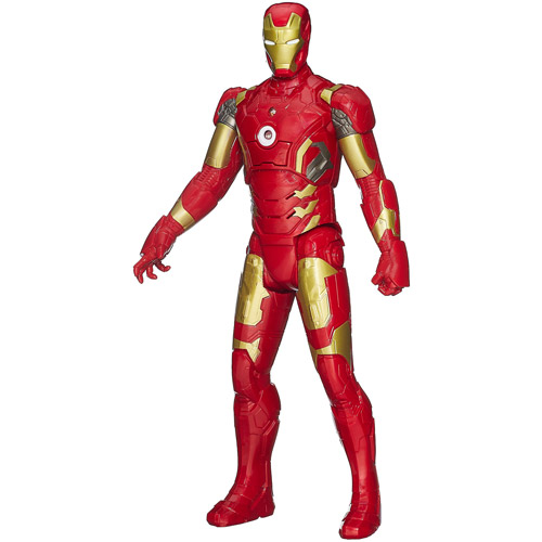 Avengers Age of Ultron Titan Hero Tech 12' Iron Man Action Figure by Hasbro
