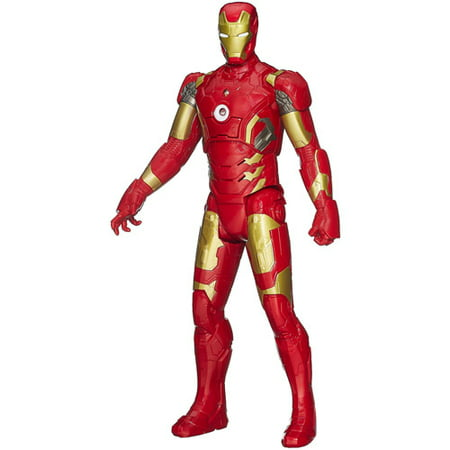 Marvel Avengers Age of Ultron Titan Hero Tech Iron Man Mark 43