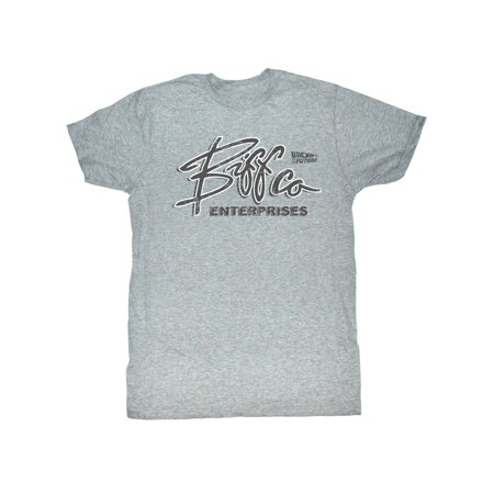 Back To The Future Movie Biff Co. Adult Mens T-Shirt