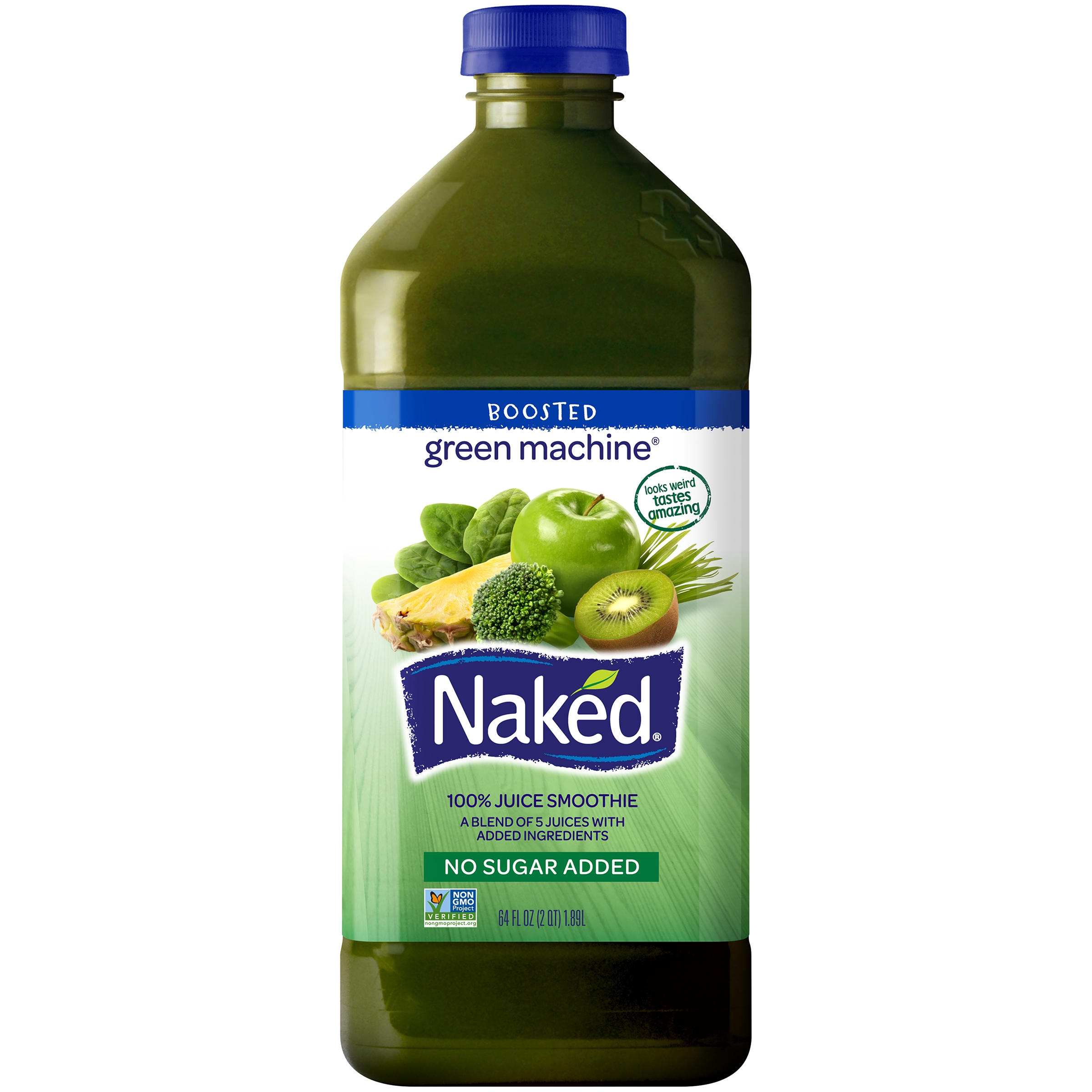 green machine drink review