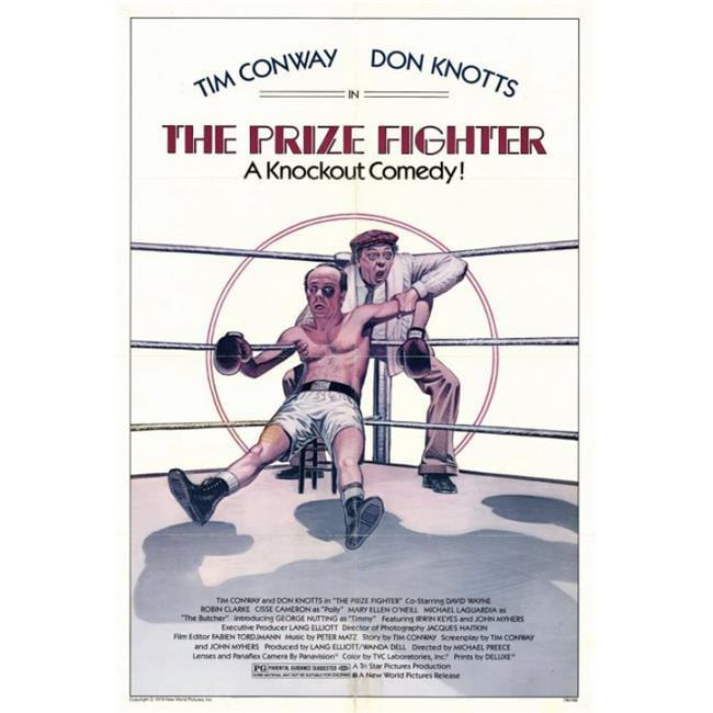 Posterazzi MOVCH8709 Prize Fighter Movie Poster - 27 x 40 in. - image 1 de 1