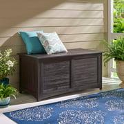 better homes and gardens delahey storage box dark brown