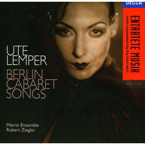 Berlin Cabaret Songs (German Version)