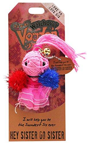 One Color One Size Watchover Voodoo Aquarius Doll