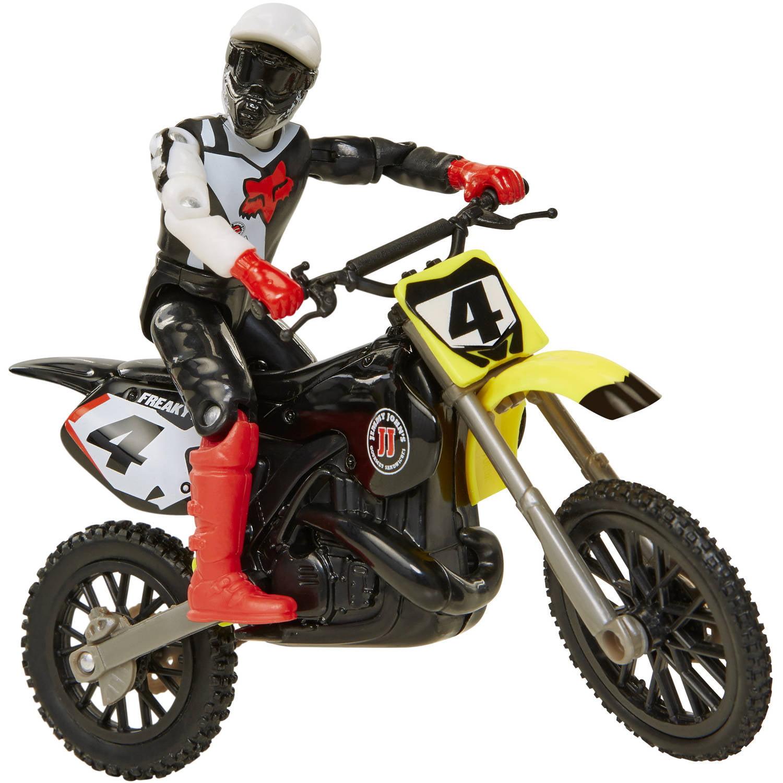 MXS Bike 'N Rider Set, Ricky Carmichael