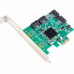 SYBA SI-PEX40064 PCI-Express x1 SATA III Controller Card