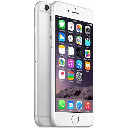 straight talk apple iphone 6 16gb 4g lte prepaid smartphone. Black Bedroom Furniture Sets. Home Design Ideas
