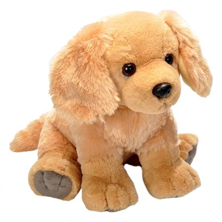 Cuddlekins Golden Retriever Plush Stuffed Animal by Wild Republic, Kid Gifts, Pets, 12 Inches