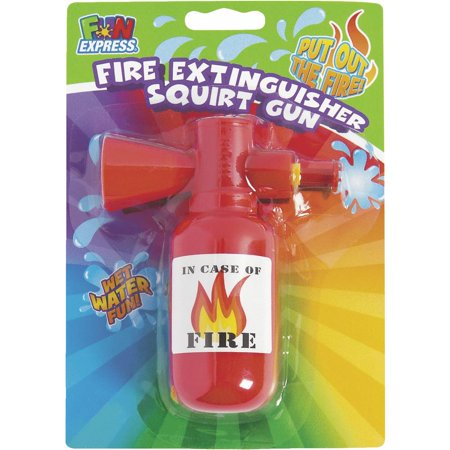 Fun Express Extinguisher Gun 13747637 Pack of