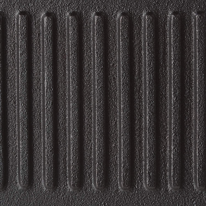 JB0177 Iron Barbecue Grid Grill Accessories Black BBQ Press