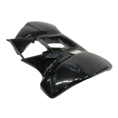 Honda TRX 400 400EX Rear OEM Plastic Fender Plastics Body Black ()