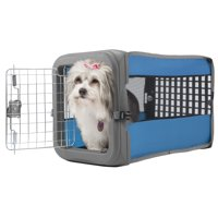 SportPet Large Indoor/Outdoor Portable Dog Crate, Colors May Vary