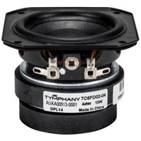 """Peerless by Tymphany TC6FD02-04 2"""" Full-Range Line Array Driver 4 Ohm"""