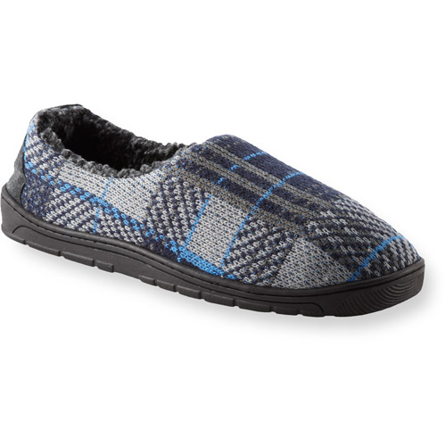 Muk Luks Tom Men's Sherpa Lined Slippers House Shoes Size S 8-9