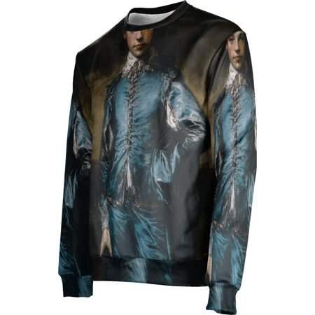 ProSphere Men's The Blue Boy All Over Print Ugly Team Sweater (Apparel) for $<!---->
