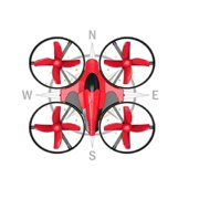 Micro FPV Racing Quadcopter With Camera Helicopter Toy